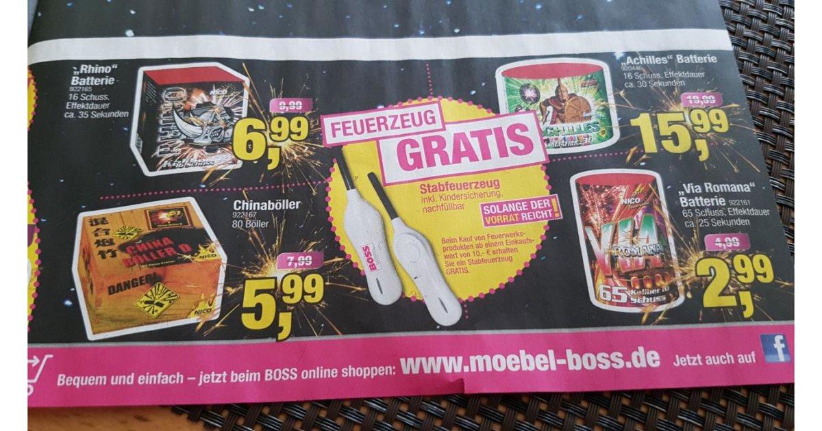 2016 Möbel Boss Feuerwerk Forum