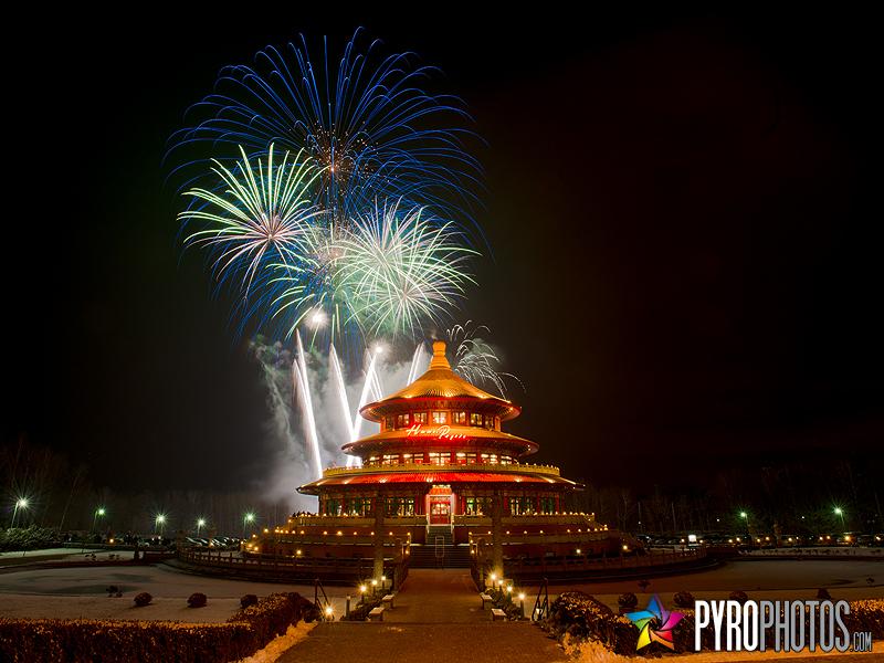 Deutschland - [Fotos] Chinesisches Neujahr an der Himmelspagode ...