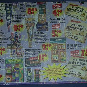 werbung und plakate silvester 2008 09 feuerwerk forum. Black Bedroom Furniture Sets. Home Design Ideas