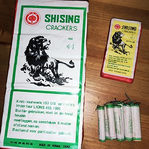 Shising Crackers (Lions)