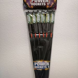 Power Rockets 1